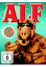 Alf - Staffel 3  [4 DVDs] DVD-Cover