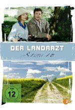 Der Landarzt - Staffel 10  [3 DVDs] DVD-Cover