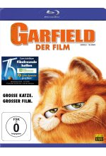 Garfield - Der Film Blu-ray-Cover