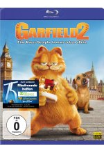 Garfield 2 Blu-ray-Cover