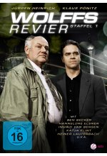 Wolffs Revier - Staffel 1  [4 DVDs] DVD-Cover