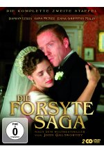 Die Forsyte Saga - Staffel 2  [2 DVDs]          <br> DVD-Cover
