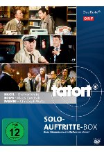 Tatort - Solo-Auftritte-Box  [3 DVDs] DVD-Cover