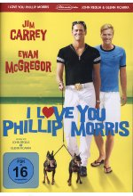 I love you Phillip Morris DVD-Cover