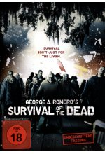Survival of the Dead - Ungeschnittene Fassung DVD-Cover