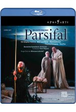 Richard Wagner - Parsifal  [2 BRs] Blu-ray-Cover