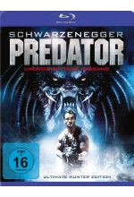 Predator 1 - Ultimate Hunter Edition/Ungeschnittene Fassung Blu-ray-Cover
