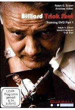 Billiard Trick Shot - Training Part 1 DVD-Cover