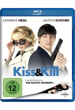 Kiss & Kill Blu-ray-Cover