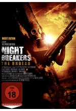 Nightbreakers - The Undead - Uncut Edition DVD-Cover