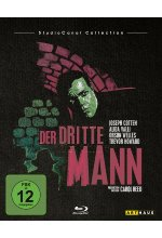 Der dritte Mann - StudioCanal Collection Blu-ray-Cover
