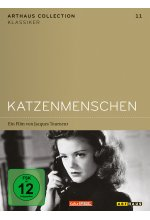 Katzenmenschen - Arthaus Collection Klassiker DVD-Cover