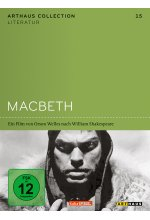 Macbeth - Arthaus Collection Literatur DVD-Cover