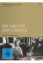 Die Nächte der Cabiria - Arthaus Collection Literatur DVD-Cover