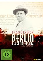 Berlin - Alexanderplatz - Remastered  [6 DVDs] DVD-Cover