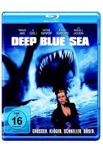 Deep Blue Sea Blu-ray-Cover