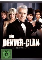 Der Denver-Clan - Season 5  [8 DVDs] DVD-Cover