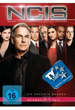 NCIS - Naval Criminal Investigate Service/Season 6.1  [3 DVDs] DVD-Cover