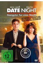 Date Night - Gangster für eine Nacht - Extended Version DVD-Cover