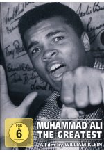 Muhammad Ali - The Greatest  (OmU) DVD-Cover