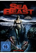 Sea Beast - Uncut Edition DVD-Cover