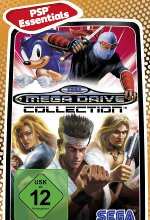 SEGA Mega Drive Collection (Essentials) Cover
