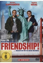 Friendship! DVD-Cover