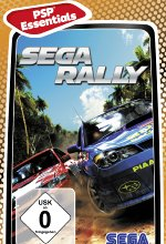 SEGA Rally (Essentials) Cover