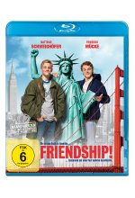 Friendship! Blu-ray-Cover