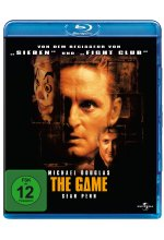 The Game Blu-ray-Cover