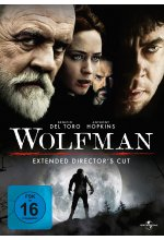 Wolfman - Extended Version  [DC] DVD-Cover