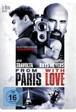 From Paris with Love - Steelbook DVD-Cover