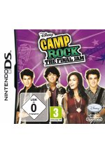 Camp Rock 2 - The Final Jam Cover