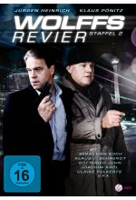 Wolffs Revier - Staffel 2  [5 DVDs] DVD-Cover