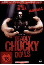 Deadly Chucky Dolls - Uncut DVD-Cover