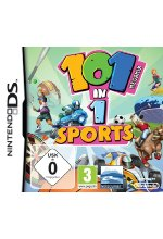 101 in 1 - Megamix Sports Cover