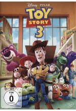 Toy Story 3 DVD-Cover