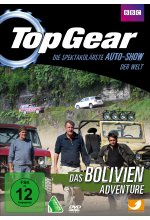Top Gear - Das Bolivien Adventure DVD-Cover