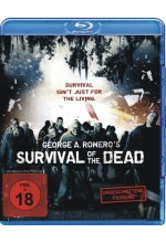 Survival of the Dead - Ungeschnittene Fassung Blu-ray-Cover