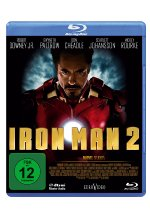 Iron Man 2 Blu-ray-Cover