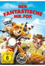 Der fantastische Mr. Fox DVD-Cover