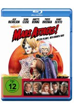 Mars Attacks Blu-ray-Cover