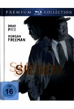 Sieben - Premium Collection Blu-ray-Cover