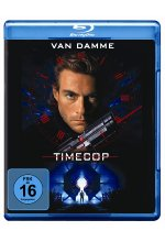 Timecop Blu-ray-Cover