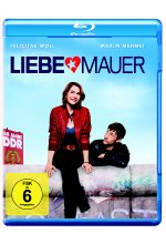 Liebe Mauer Blu-ray-Cover