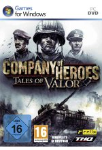 Company of Heroes - Tales of Valor (Add-On)  [SWP] Cover