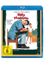 Billy Madison Blu-ray-Cover