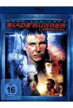 Blade Runner - Final Cut <br> Blu-ray-Cover