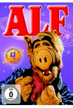 Alf - Staffel 4  [4 DVDs] DVD-Cover