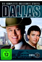 Dallas - Staffel 13  [3 DVDs] DVD-Cover